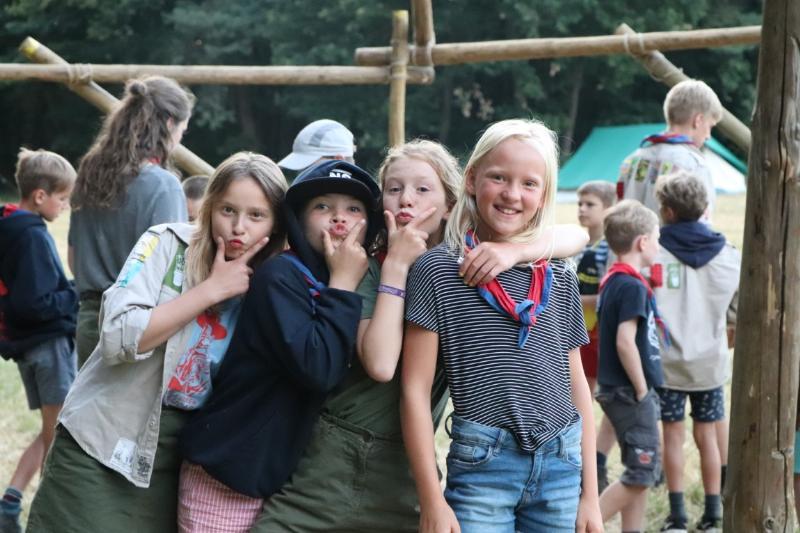 Kamp Welpen 2019